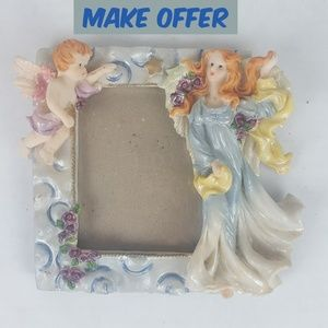 Angel Decorative Picture Frame 6X6